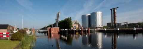 Zwanenburg-Halfweg (foto: Margo Oosterveen)