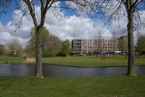 verpleeghuis Bornholm (foto: Kees van der Veer)
