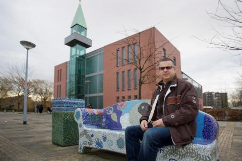 moskee Graan voor Visch (foto: Renata Jansen-Fotografie)