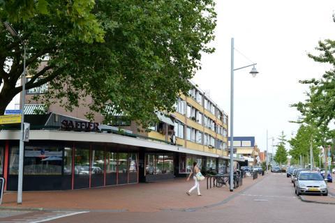 winkelcentrum Zwanenburg (foto: Danny de Casembroot)