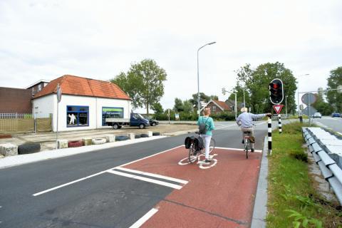 Schipholweg Boesingheliede (foto: Danny de Casembroot)