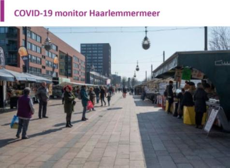 Covid-19-monitor Haarlemmermeer