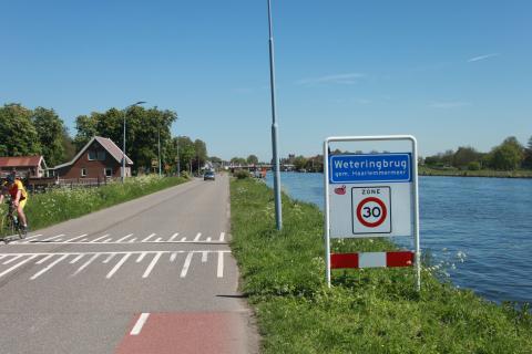 naambord Weteringbrug (foto: team Onderzoek)